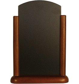 Securit Tafel Krijtbord Securit 20x28cm donker bruin 525279