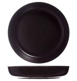 Cosy & Trendy Bord zwart Cosy & Trendy Okinawa diep 21,8cm 3307866