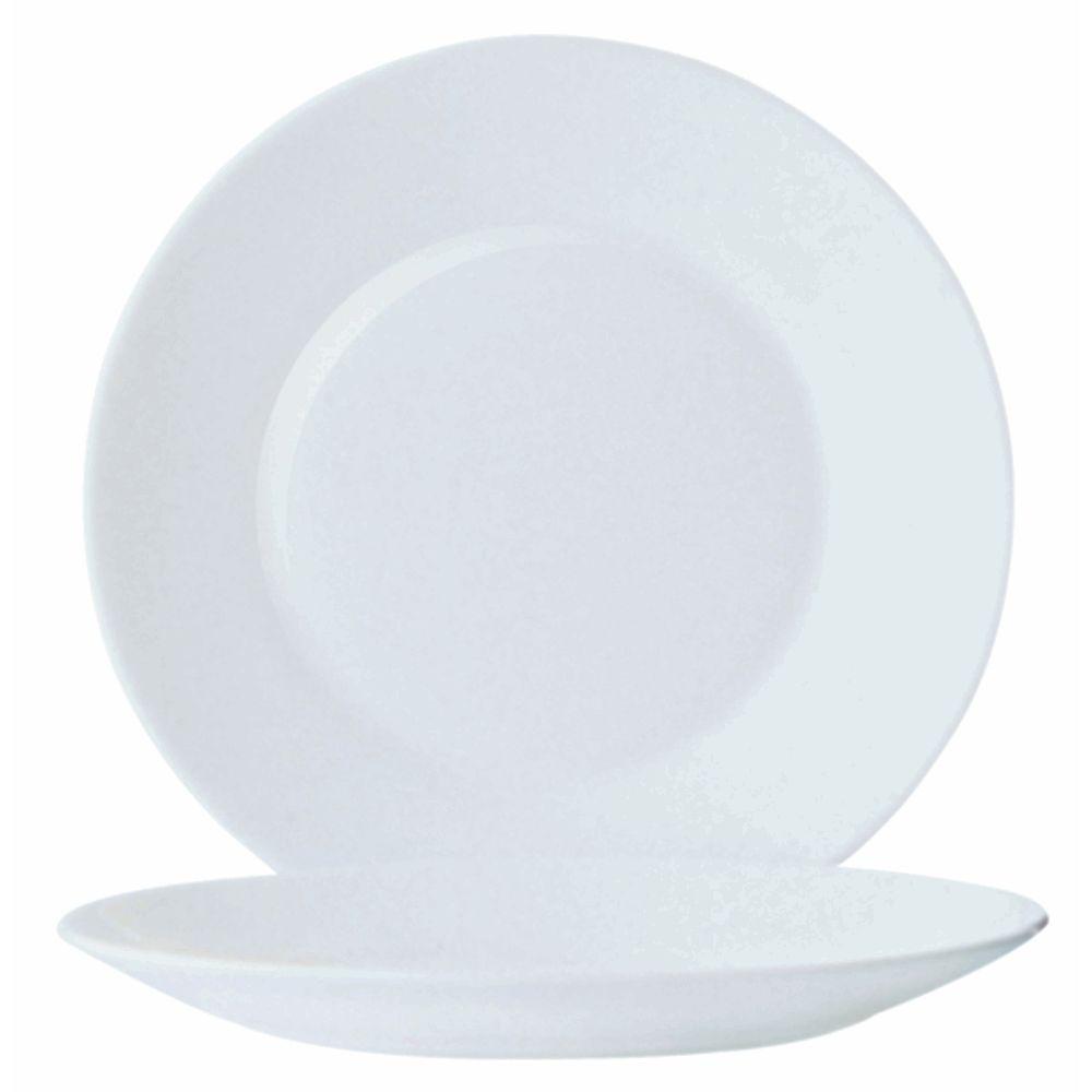 Bord Hard glas Arcoroc Restaurant 22,5cm 140964