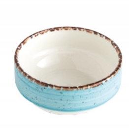 Güral Porselen Kom porselein blauw 12cm Gural Ent E616983