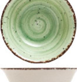 Güral Porselen Schaal porselein groen 23cm Gural Ent E616981