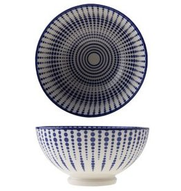 Cosy & Trendy Schaaltje blauw 12cm Cosy&Trendy Globulo  4347012