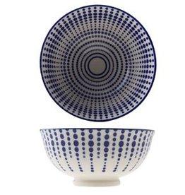Cosy & Trendy Schaaltje blauw 15cm Cosy&Trendy Globulo  4347016