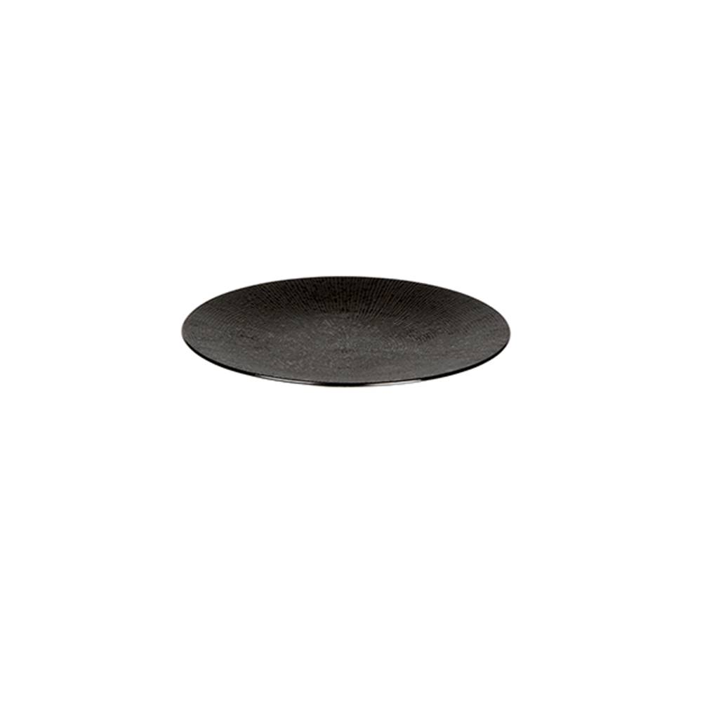 Palmer Imperial Quality Bord 27cm coupe zwart Palmer Cubical 529263