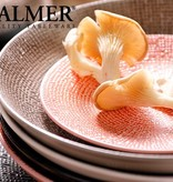 Palmer Imperial Quality Bord diep 23cm coupe roze Palmer Cubical 529259