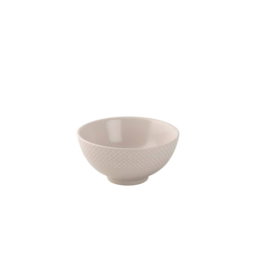 Palmer Imperial Quality Schaal 15cm donker grijs Palmer Dots 530124