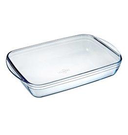 Ovenschaal Glas 39x24cm O.Cuisine 529611