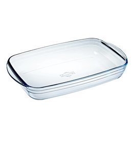 Ovenschaal Glas 32x20cm O.Cuisine 529610
