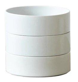 Güral Porselen Stapelbare schaal Gural Porselein Paris 12cm 619083