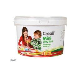 Creall CREALL MINI SILKY SOFT 1350 g yellow bright