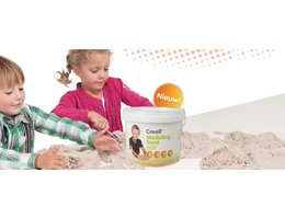 Creall CREALL MODELLING SAND 750 g naturel