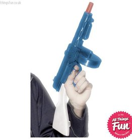 Smiffys Gangster's Tommy Gun with Sounds