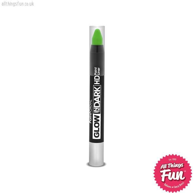 PaintGlow Glow in the Dark Green Paint Liner