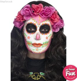 Smiffys Neon Day of the Dead Liquid Latex Kit