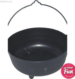 Smiffys Lifesize Large Black Witches Cauldron