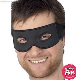 Smiffys Bandit Eyemask and Tie Scarf