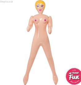 Smiffys Female Blow Up Doll