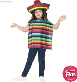 Smiffys Childs Mexican Instant Kit