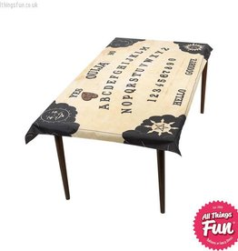 Smiffys Ouija Board Table Cloth & Planchette Coaster