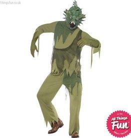 Smiffys *DISC* Swamp Monster Large