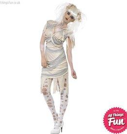 Smiffys *DISC* Female Mummy Medium