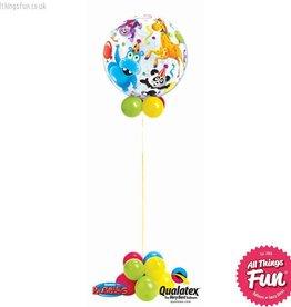 Party Animals Bubble Design