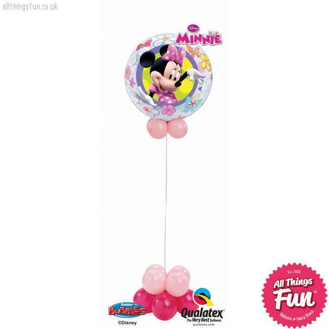 Minnie Mouse Bowtique Bubble