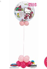 Hello Kitty Bubble Design