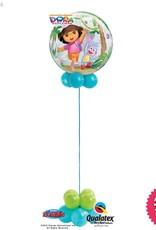 Dora The Explorer Bubble Design