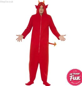 Smiffys *DISC* Devil Costume Medium