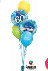 Birthday Shining Star Blue Classic (Ages 18 to 60)