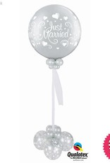 Just Married Giant Design