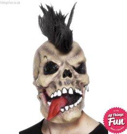 Smiffys *DISC* Skull Rocker Mask