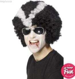 Smiffys *DISC* Vampire Daddy Cool Wig