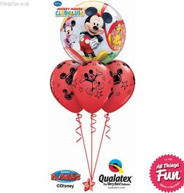 Mickey & Friends Bubble Layer