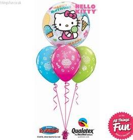 Hello Kitty Birthday Bubble Layer