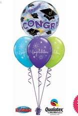 Congratulations Grad Bubble Layer