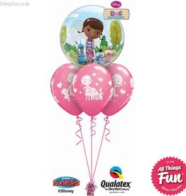 Doc McStuffins Bubble Layer