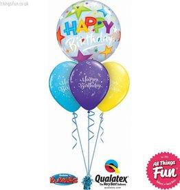 Birthday Bubble Layer