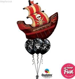 Pirate Ship Layer