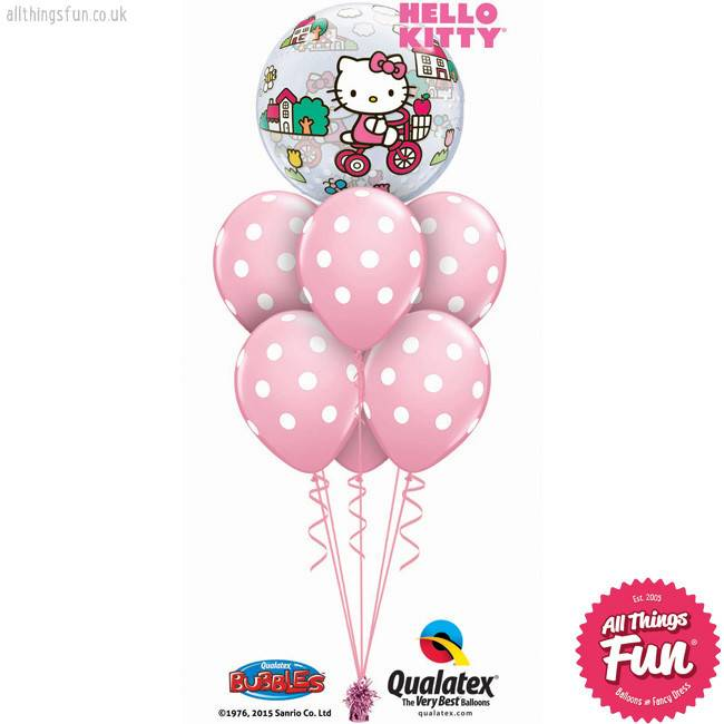 Hello Kitty Bubble Luxury