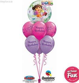 Dora The Explorer Bubble Luxury