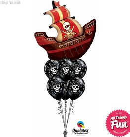 Pirate Ship Luxury