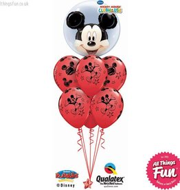 Mickey Mouse Double Bubble Luxury