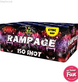Taipan Fireworks Rampage - 150 Shot