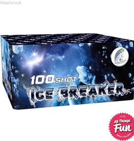 Absolute Fireworks Ice Breaker - 100 Shot single