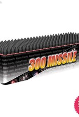 Absolute Fireworks 300 Missile Rapid Fire - 300 Shot single