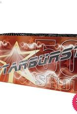 Absolute Fireworks Starburst 50 Shot single