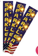 Absolute Fireworks 10 inch Sparklers - 10 Pack single