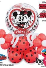 Mickey & Minnie I Love You Bubble Super Plus